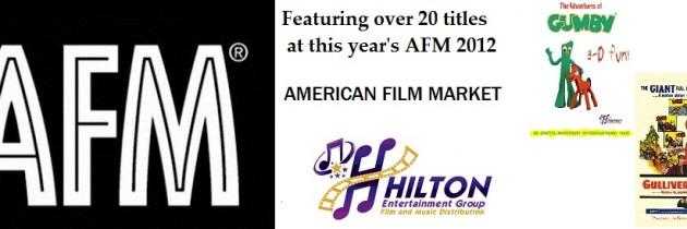 AFM- American Film Market 2012